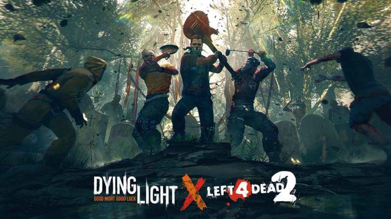 Dying Light X Left 4 Dead 2 , dying light ลดราคา , left 4 dead ลอดราคา , l4d2 ลดราคา , l4d2 ลดราคา steam , dying light ลดราคา steam