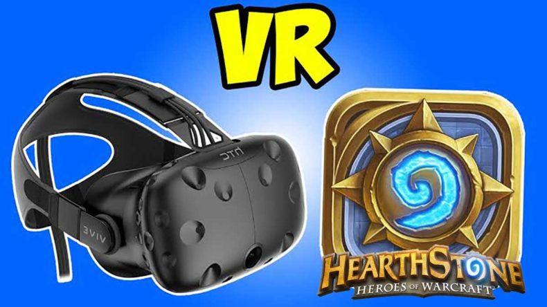 Hearthstone VR Prototype