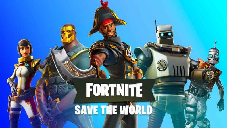 Fortnite Save the World