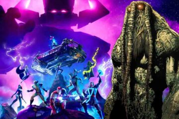 Fortnite Roster of Marvel Heroes, Man-Thing