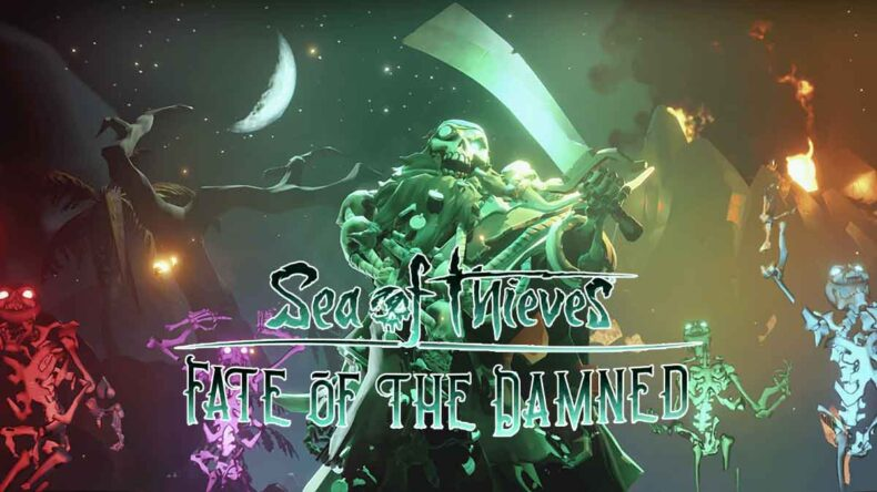 Sea of Thieves, Fate of the Damned, Halloween Event