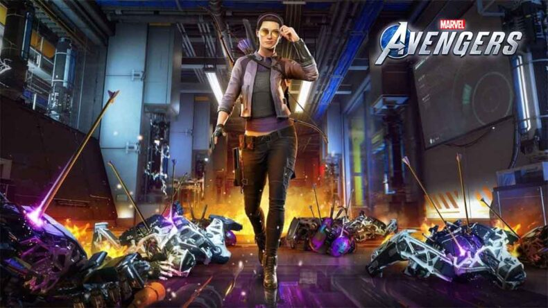 Marvel's Avengers DLC, Kate Bishop Hawkeye