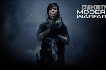 Call of Duty: Modern Warfare, Alex Zedra, Activision Blizzard, Cade Janus, Mara