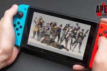 Apex Legends, Nintendo Switch