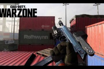 Call of Duty: Warzone, Sykov Pistol