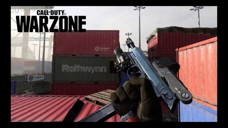 Call of Duty: Warzone, Sykov Pistol