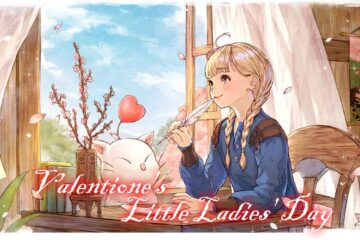Final Fantasy 14 Valentione's & Little Ladies' Day