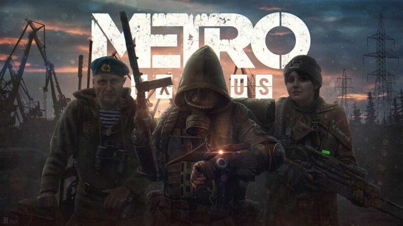 Metro Exodus , PlayStation 5 , Xbox Series X/S