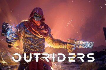 Outriders, People Can Fly, Broadcast #5: Into The Fray