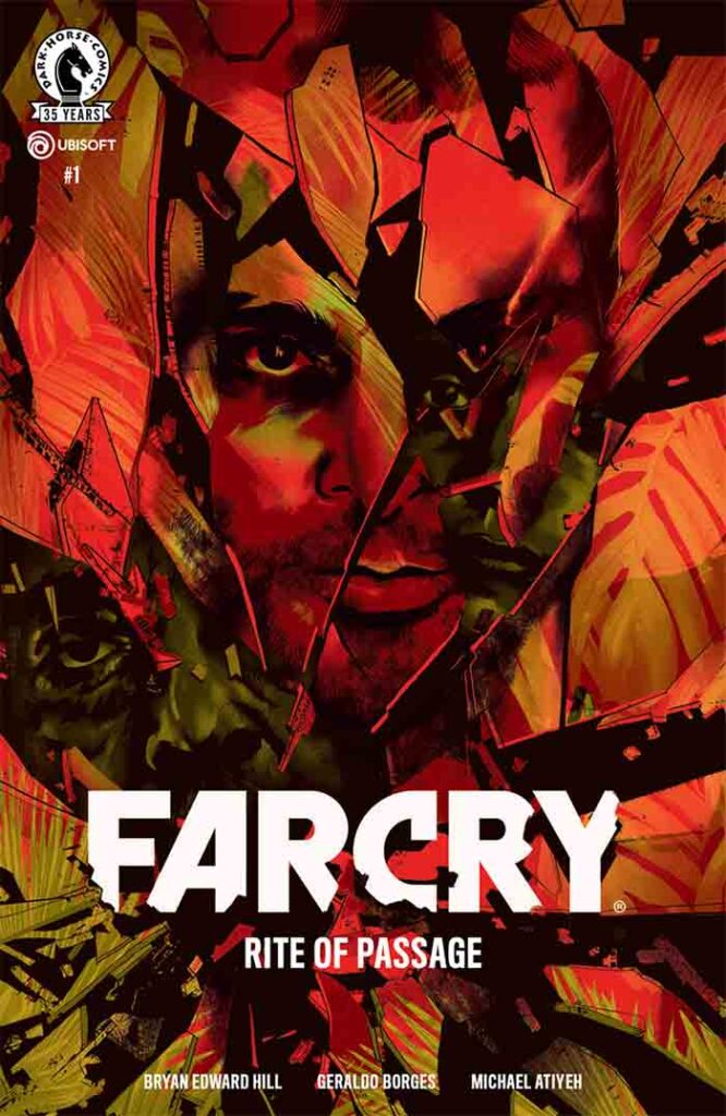 Far Cry: Rite of Passage, Dark Horse Comics, Vaas Montenegro, Far Cry 3