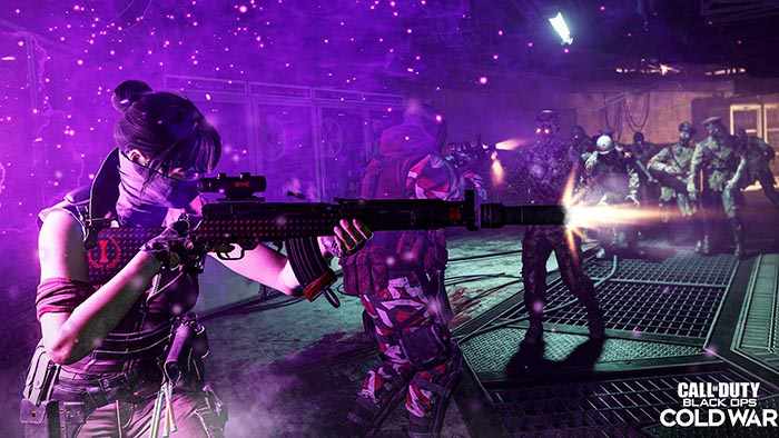 Call of Duty: Black Ops Cold War Zombies, Firebase Z