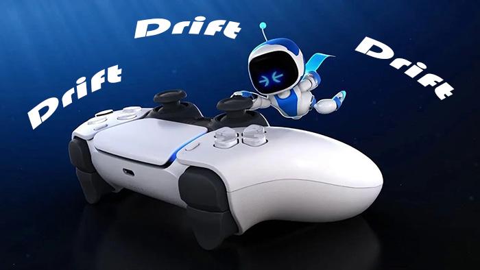 PlayStation 5 DualSense Controller Drift