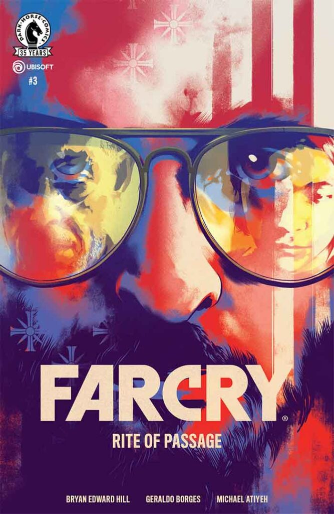 Far Cry: Rite of Passage, Dark Horse Comics, Joseph Seed, Far Cry 5