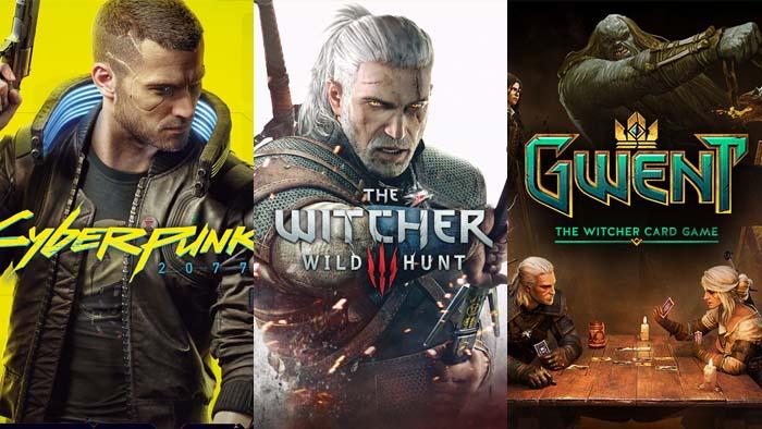 CD Projekt Red, Cyberpunk 2077, The Witcher 3, Gwent