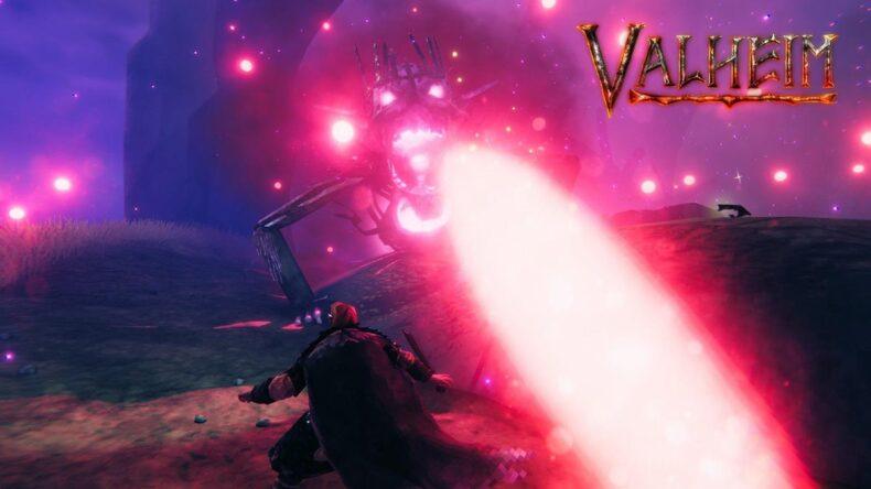 Valheim, Yagluth, Two Str Wolves