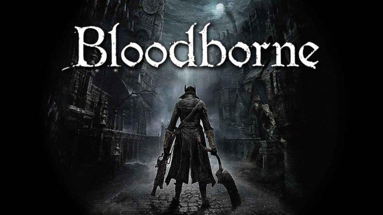 Bloodborne, Dark Souls, Demon's Souls