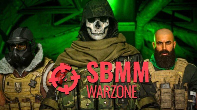SBMM Warzone, Call of Duty: Warzone