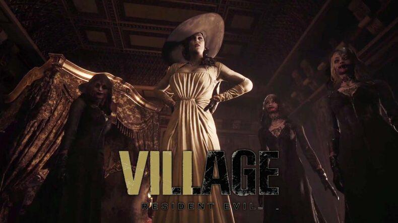 Resident Evil Village, PlayStation Game Size