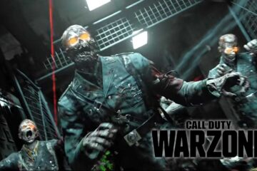 Call of Duty: Warzone, Zombie