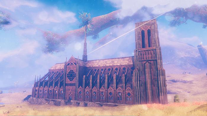 Valheim, Notre Dame Cathedral, Cathédrale Notre-Dame de Paris