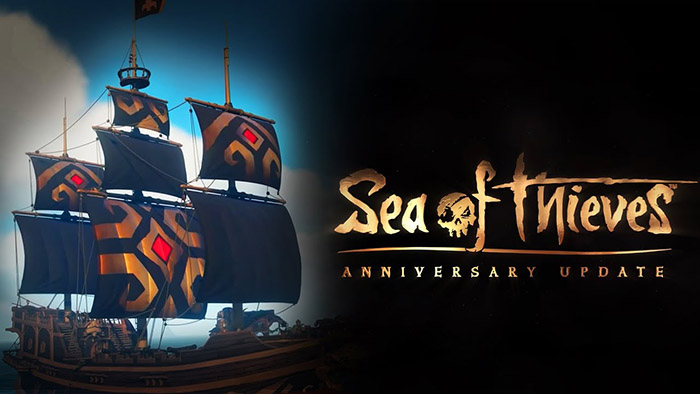 Sea of Thieves 3rd Anniversary, Prosperous Captain's Sails