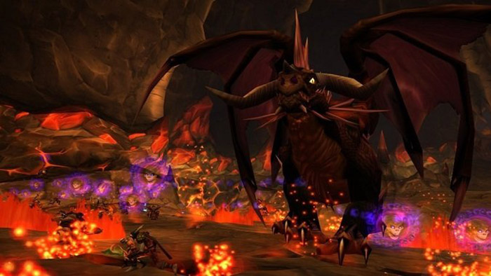 World of Warcraft Classic, Onyxia, Two Players