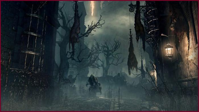 Bloodborne, Dark Souls, Demon's Souls, Hidetaka Miyazaki
