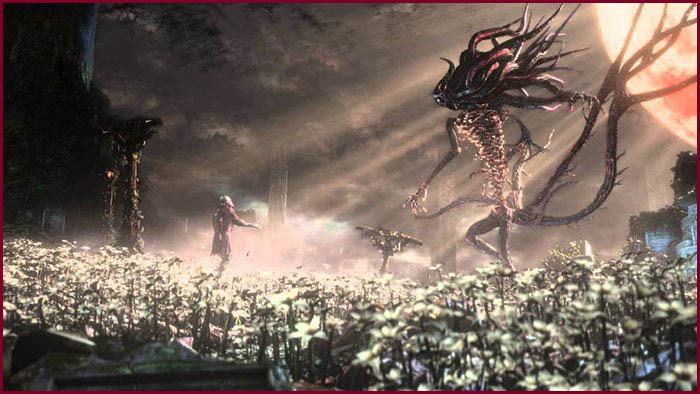 Bloodborne, Dark Souls, Demon's Souls, Hidetaka Miyazaki, Moon Presence