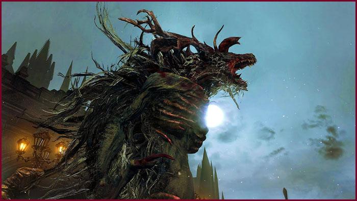 Bloodborne, Dark Souls, Demon's Souls, Hidetaka Miyazaki, Cleric Beast