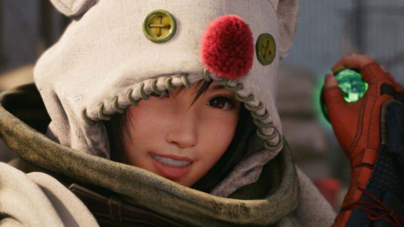 Final Fantasy VII Remake Intergrade, Yuffie Kisaragi