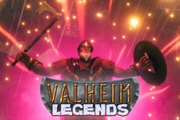 Valheim Legends Mod