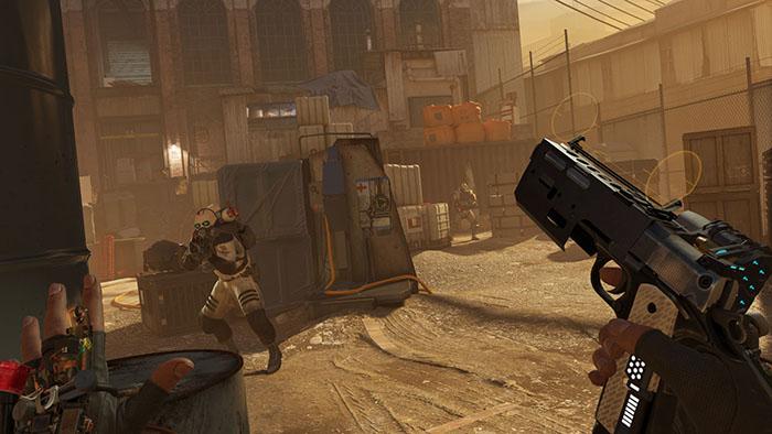 Half-Life: Alyx, Mod, No VR mod