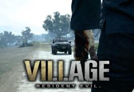 Resident Evil Village, Resident Evil 8, End Credit, Ethan Winters, Rosemary Winters, Ada Wang Conept Art