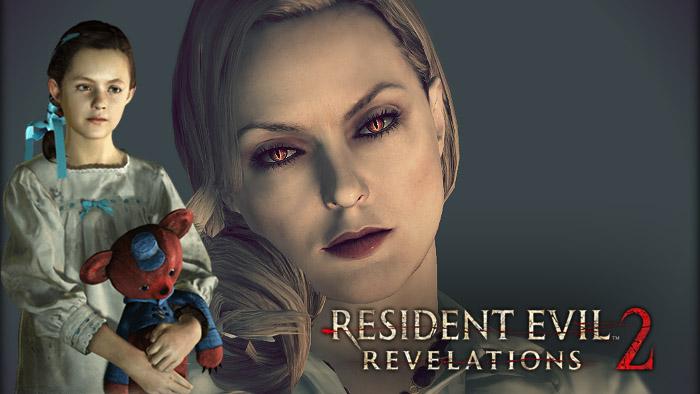 Resident Evil Village, Alex Wesker, Natalia Korda, Resident Evil Revelations 2