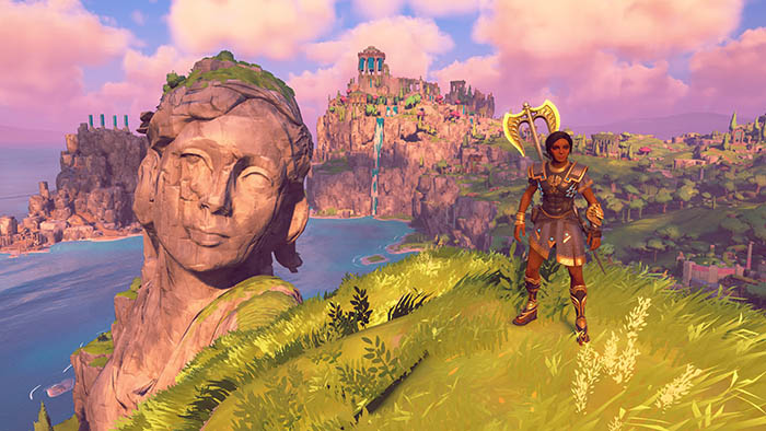 Immortals: Fenyx Rising, Nintendo Switch