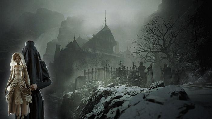 Resident Evil Village, The Baby, Donna Beneviento, House Beneviento
