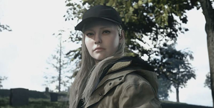 Resident Evil Village, Rosemary Winters