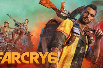 Far Cry 6, Dani Rojas, Dani Rojas Male, Dani Rojas Female