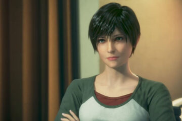 Resident Evil: Outrage, Resident Evil: Revelations 3, Rebecca Chambers