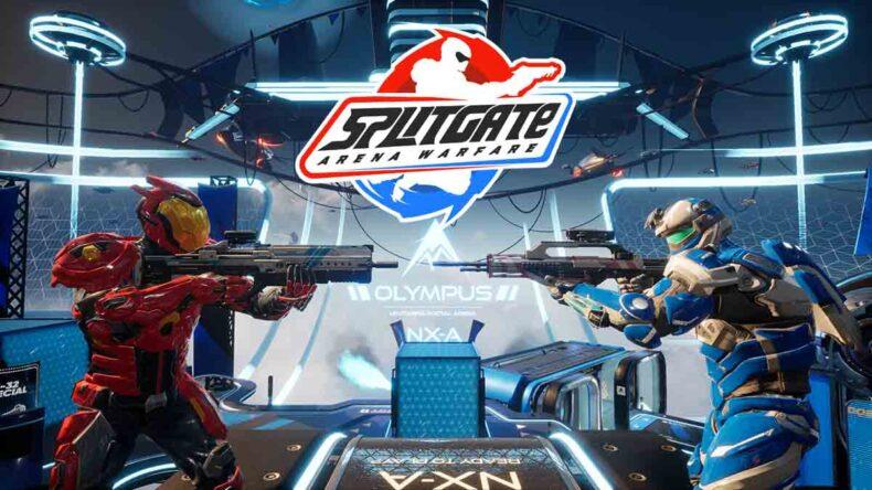 Splitgate, PlayStation 4, PlayStation 5, Xbox One, Xbox Series X S