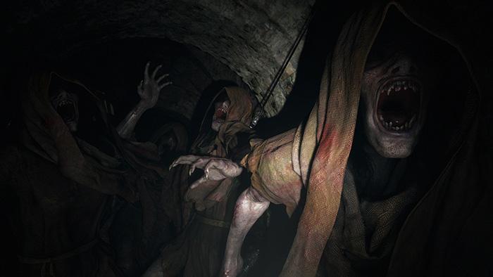 Resident Evil Village Enemie, Resident Evil Village, Moroaică, Moroaice, Moroi