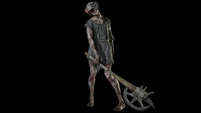 Resident Evil Village Enemie, Resident Evil Village, Haulers