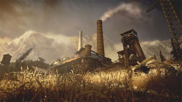 Resident Evil Village Enemie, Resident Evil Village, Karl Heisenberg Fatory
