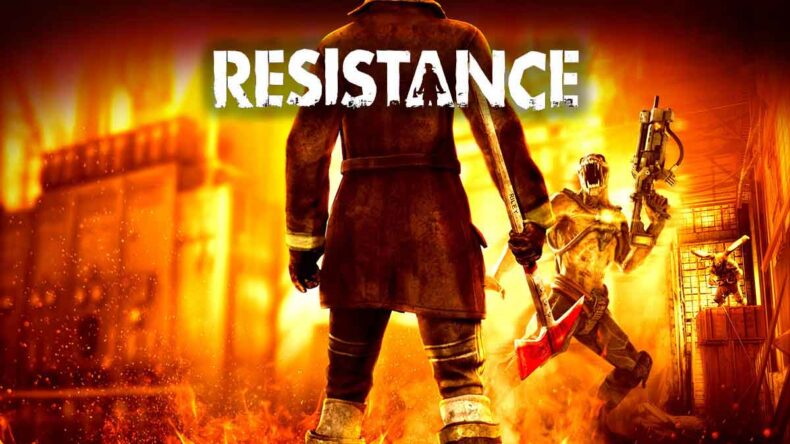 PlayStation Vita, Resistance: Homefront, Resistance: Burning Skies