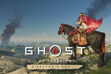 Ghost of Tsushima DLC, Director's Cut, PlayStation 4, PlayStation 5, Iki Island