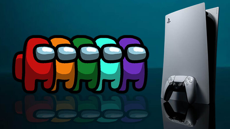 Among Us, PlayStation, PlayStationSize
