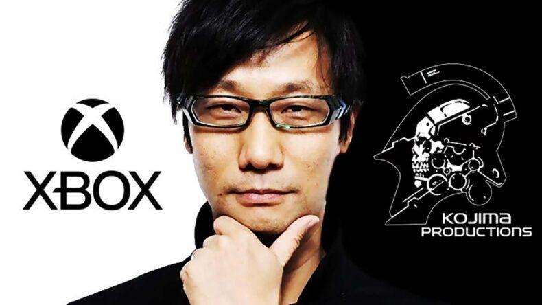 Hideo Kojima, Kojima Productions, Kojima Horror Game, Xbox, Cloud Based Technology, Microsoft