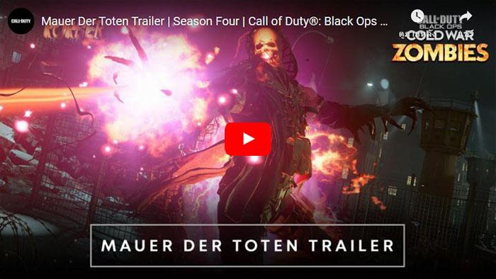 Call of Duty: Cold War Zombies, Mauer Der Toten, Klaus