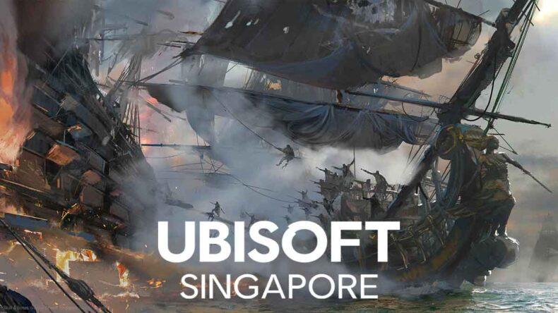 Ubisoft Singapore, TAFEP, Skull and Bones, Darryl Long