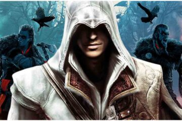 Assassin's Creed Valhalla, Siege of Paris, DLC, Ezio Outfit